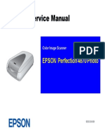 EPSON Perfection 4870 Photo Service Manual
