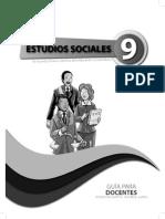 Guia de Docente Sociales 9no Copia