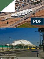 Metro de Santiago - Cidelsa Tensoestructuras