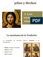 3. Los Evangelios Sinópticos