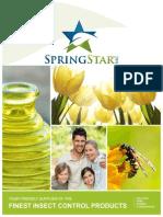 SpringStar Catalog 2015