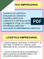 Logística Empresarial.