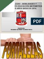 FODA Matemática 7ºs 2014