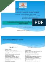 ATPS de Fundamnto e Metodologia de Lingua Portuguesa