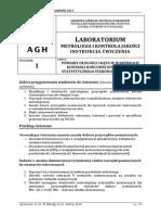 Instrukcja Przyrzady - Nr 1 - 2015