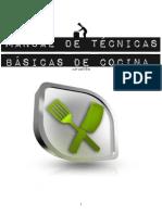 Manual de Tecnicas Basicas de Cocina