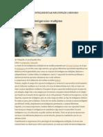 Teorias de Las Inteligencias Multiples y Test (1)