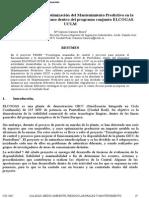 [17] Herramientas Predictivo gestion