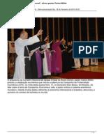 Sistema Economico Atual e Imoral Afirma Pastor Carlos Moeller
