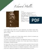 HALLÉ, Charles Edward