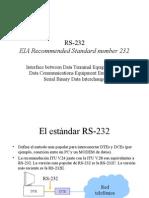 Protocolo rs232
