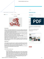 Fisiologi Albumin _ Artikel Farmasi
