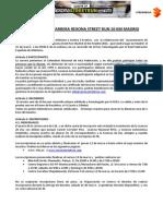 Reglamento Madrid 2015