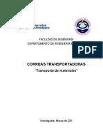 Correas transportadoras