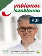 Programa de Gobierno de Cambiemos Pozoblanco