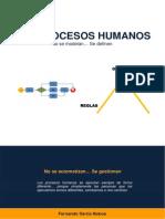 01. LOS PROCESOS HUMANOS No Se Modelan... Se Definen 11