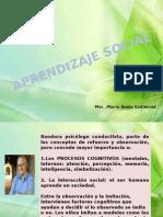 Aprendizaje Social de Bandura. Claseppt (2)