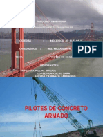 Pilotes de Concreto Armado