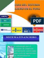 Empresas de Sistema Financiero en El Peru