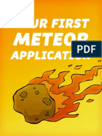 Your First Meteor