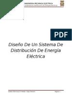 Diseño  Sistema De Distribución De Energía Eléctrica.docx