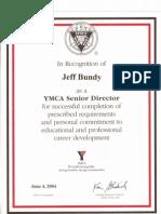 YMCA Senior Director