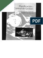 Planificación y Control de Gestión - Roque Spidalieri