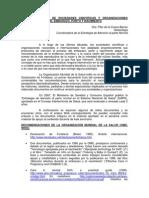 Recomendaciones de Sociedades Cientificas y Organizaciones