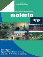 Ações de Controle de Endemias Malária