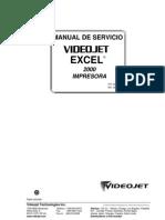 Manual Servicio Exel 2000 ParteA Hasta Mantenimiento