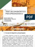 Test Psicopedagógicos