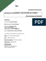 MONSIEUR IBRAHIM - Dossier Pedagogique 1