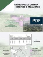 Palestra - Química de Produtos Naturais - Angelo Da Cunha Pinto UFRJ