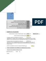 Plancha de Conexion Perfil-concreto de Costado