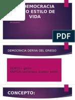 La Democracia Como Estilo de Vida Gianela (1)