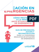 Educacion Emergencias WEB
