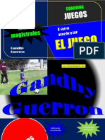 Coaching Juegos Futbol Confianza