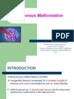 Vascular Malformations Sd