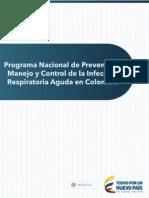 Prevencion Manejo Control Ira Menores 5 Anos 2015