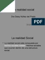 1 Realidad Social