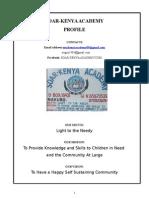 soar - kenya academy school profile