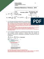 1a Prova de Avaliação Solução SHT - 1_2014.pdf