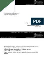 Fisiopatología Enf Parkinson