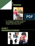 CLASE 7 Gestión de Personal