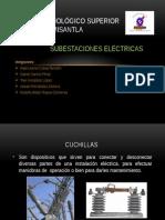 Subestaciones eléctricas