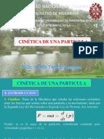 Cinetica de Un Punto Material - Fuerza y Aceleracion - 2014-II (1)