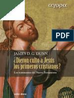Dieron Culto a Jesus Los Primeros Cristianos PREVIEW