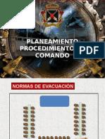 Procedimiento de Comando