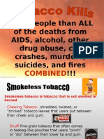 Tobacco and the Body