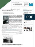 """""""La Última Noche Del Titanic"""", Una Crónica Literaria Del Hundimiento _ La Huella Digital"""